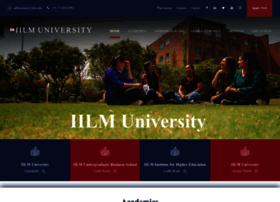iilm.edu
