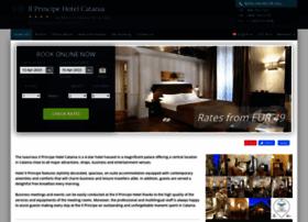 il-principe-hotel-catania.h-rez.com