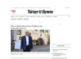 ilmenau.thueringer-allgemeine.de