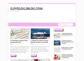 ilovelolliblog.com