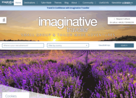imaginative-traveller.com
