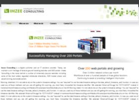 imzeeconsulting.com