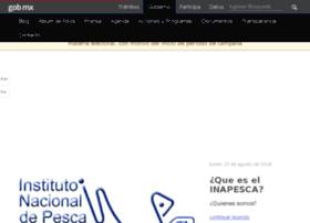 inapesca.gob.mx