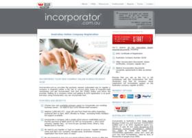 incorporator.com.au