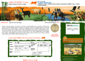 india-wildlife-tours.com