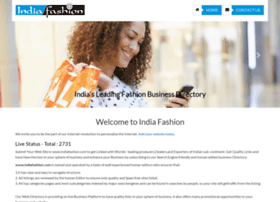 indiafashion.com