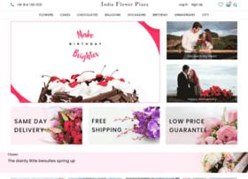 indiaflowerplaza.com
