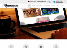 indiainfotech.com