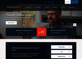indianatech.edu