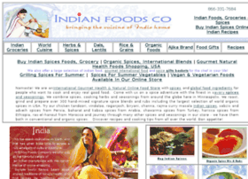 indianfoodsco.com