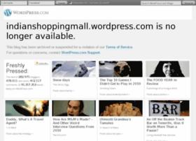 Indianshoppingmall.wordpress.com