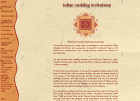 indianweddinginvitations.com