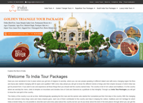 Indiatourpackages.org