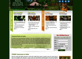 Indiawildliferesorts.com
