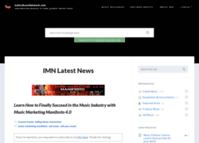 indie-musicnetwork.com