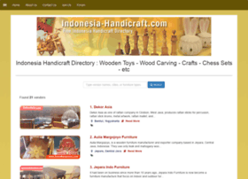indonesia-handicraft.com