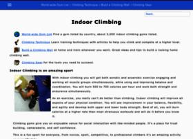 indoorclimbing.com