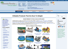 inflatableparadise.com
