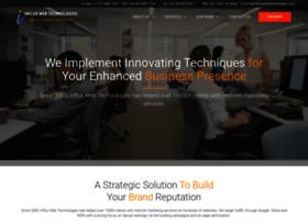 influxwebtechnologies.com