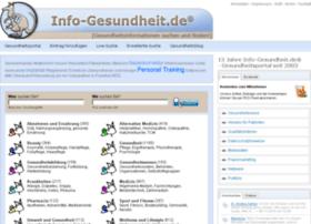 info-gesundheit.de