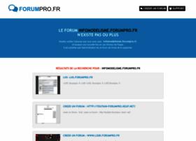 infomodelisme.forumpro.fr
