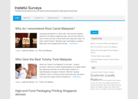 insitefulsurveys.com