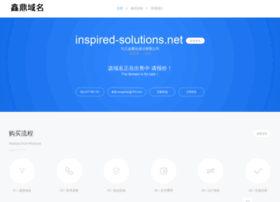 inspired-solutions.net