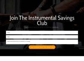 instrumentalsavings.com