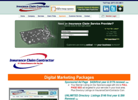 insuranceclaimcontractor.com