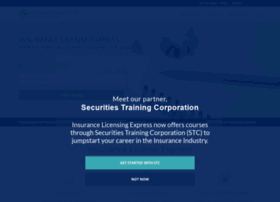 insurancelicenseexpress.com