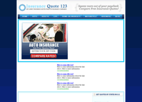 Insurancequote123.com