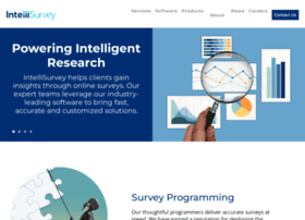 intellisurvey.com