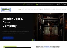 interiordoorandcloset.com