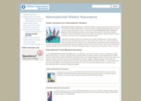 internationalvisitorinsurance.com