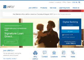 internetbanking.unfcu.org