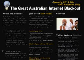 Internetblackout.com.au