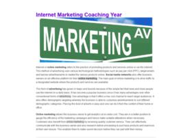 internetmarketingcoachingyear.com