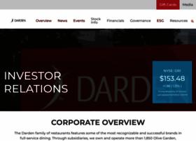 investor.darden.com