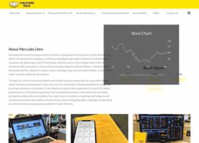 investor.mercadolibre.com