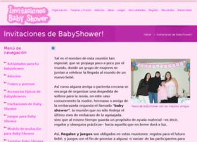 invitaciones-baby-shower.com