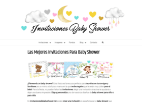 invitacionesdebabyshower.net
