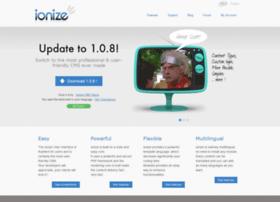 Ionizecms.com