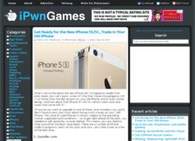 ipwngames.com