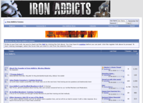 ironaddicts.com