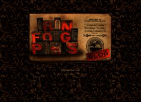 ironforgepress.com