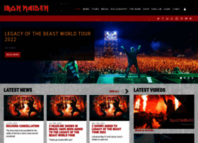 ironmaiden.com