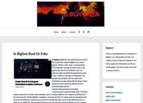 is-bigfoot-real.com