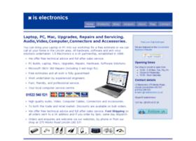 iselectronics.co.uk