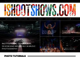 ishootshows.com