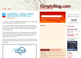 isimplyblog.com